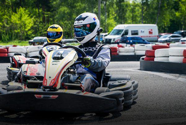 Motokáry Sodikart RX8